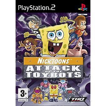 Nicktoons attaque du Toybots (PS2)