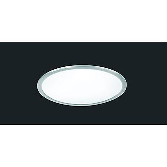 الثلاثي الإضاءة فينيكس الحديثة النيكل المعدن مات السقف مصباح
