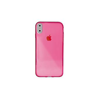 PURO iPhone X, Ultra-Slim 0.3 Nude Cover, pink