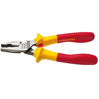 Facom 187.16Ve 165Mm Combination Pliers Insulated 1000V Vde
