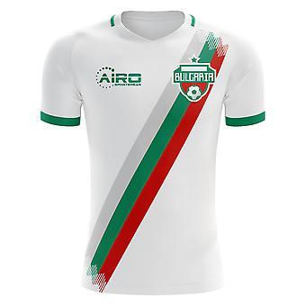 Koszuli piłki nożnej 2018-2019 Bułgaria Home Concept
