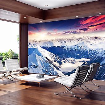 Wallpaper - Magnificent Alps
