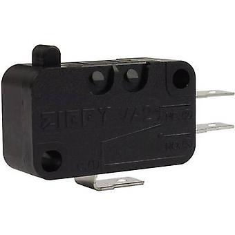 Zippy Microswitch VA2-16S0-00D0-Z 250 V AC 16 A 1 x On/(On) momentary 1 pc(s)