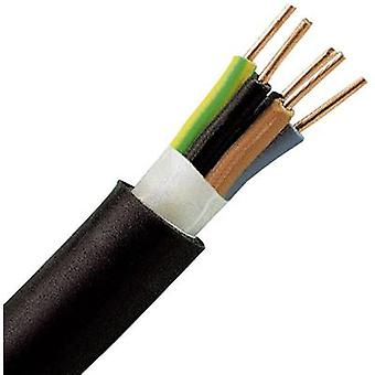 Kopp 157425044 Earth cable NYY-J 5 G 1.50 mm² Black 25 m