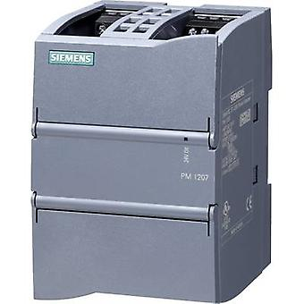 Siemens SIMATIC PM 1207 24 V/2,5 A Rail mounted PSU (DIN) 24 Vdc 2.5 A 60 W 2 x