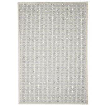 Olhar de Skandi tapete ao ar livre prata prata Stuoia 155 / 230 cm tapete interior / exterior - para interior e exterior