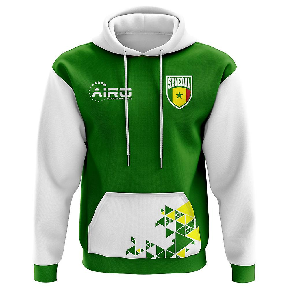 2018-2019 Senegal Home Concept Football Hoody