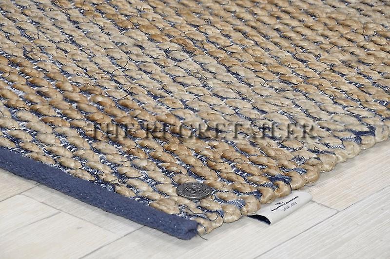 Rugs - Tom Tailor Braid - Natural Blue