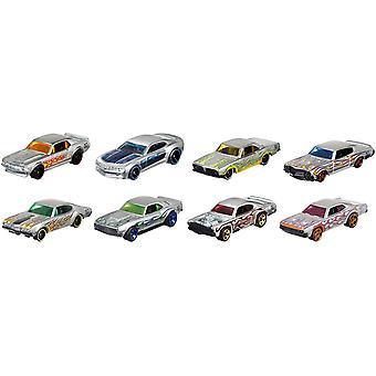 Hot Wheels 50. Jahrestag Diecast Sortiment und Mini Spielzeug-Autos