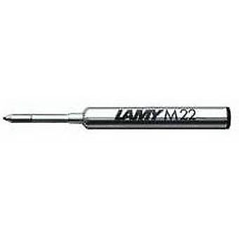 ラミー M 22 高級コンパクトなボールペン リフィル - ブルー