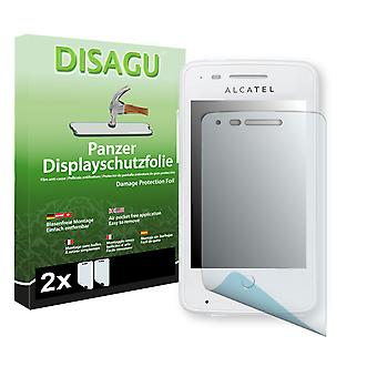 Alcatel one touch fire 4012A display - Disagu tank protector film protector