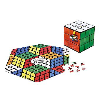 Gibsons Rubiks Cube Double-Sided Jigsaw Puzzle (500 pieces)