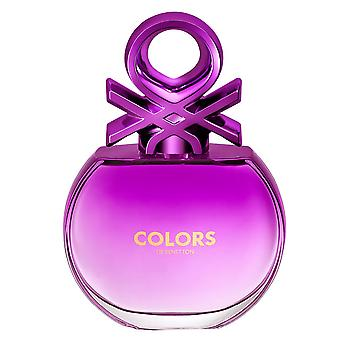 Benetton Colors For Her Purple Edp 80 ml