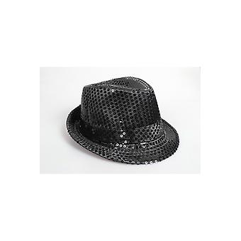 Hats  Glitter hat black