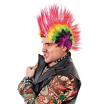 Mohican. Multi-Coloured
