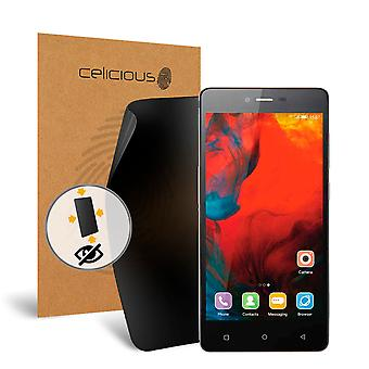 Celicious Privacy oltre 4 vie Anti-Spy Screen Protector Film compatibile con Gionee F103 del filtro