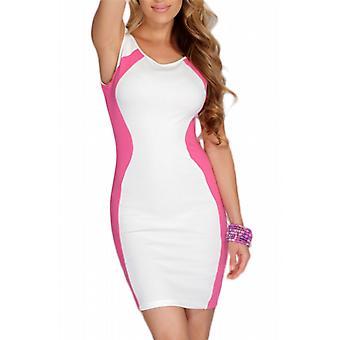 Waooh - jurk stijl tennis HANDHAVINGSINSTANTIES