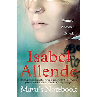 Maya's Notebook by Isabel Allende - 9780007482856 Book