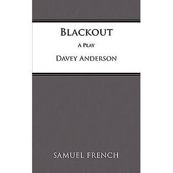 Blackout de Davey Anderson - livre 9780573052583
