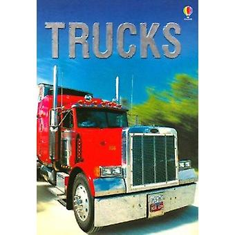 Trucks (New edition) by Katie Daynes - 9780746080511 Book