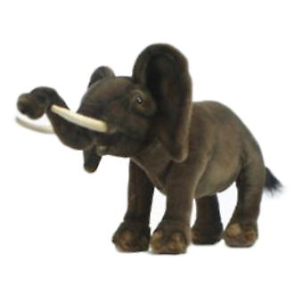 Hansa Elephant in Walking Stance (48cm)