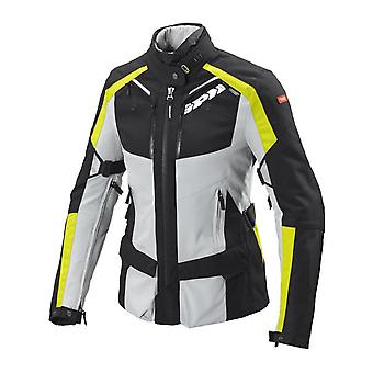 Spidi Fluorescent Yellow 4Season H2Out Womens Motorcycle Waterproof Jacket