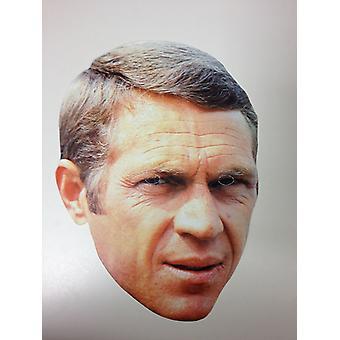 Maschera di Steve McQueen Card