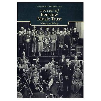 Voices af Benslow musik tillid