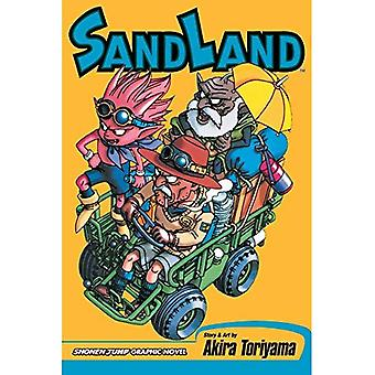 Terra de areia (série de terra de areia)