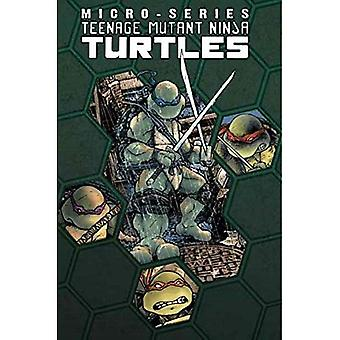 Teenage Mutant Ninja Turtles Micro-serien, volym 1