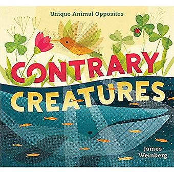 Contrary Creatures: Unique Animal Opposites