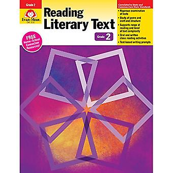 Reading Literary Text, Common Core Lessons, Grade 2