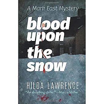 Blod på snö: ett mysterium i Gunilla Emtesjö
