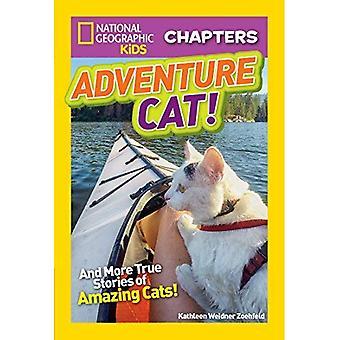 Capítulos de la National Geographic Kids: Aventura gato! (Capítulos) (Capítulos)