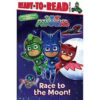 Race to the Moon! (Pj Masks)