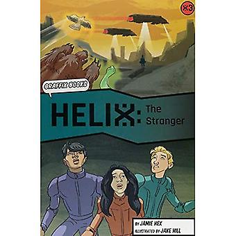 Helix: The Stranger (Graphic Reluctant Reader)