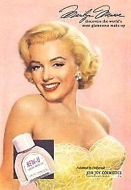 Marilyn Monroe New U Metal Sign    (de)