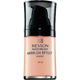 3 x Revlon Photoready Airbrush Effect Make Up SPF20 30ml - Various Shades