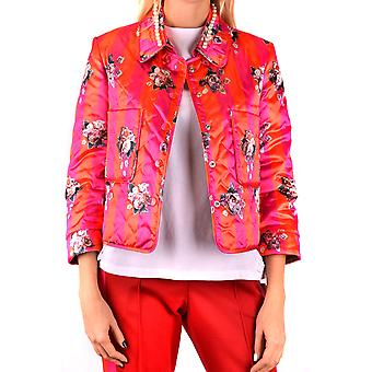 Golden Goose Red Polyester Outerwear Jacket