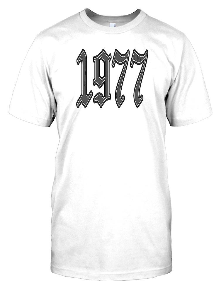 1977 - Birthday Year Kids T Shirt