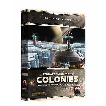 テラフォーミング火星の植民地拡張ボード