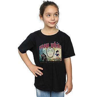 Disney jenter Snehvit og dronning Grimhilde t-skjorte