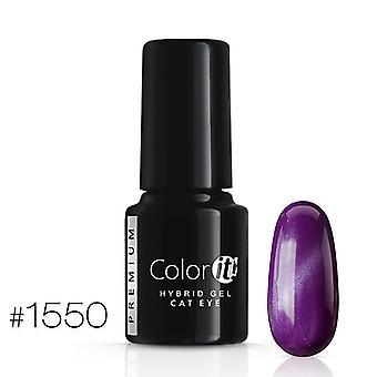 Gel Polish-Color IT Premium-Cat Eye-* 1550 UV gel/LED