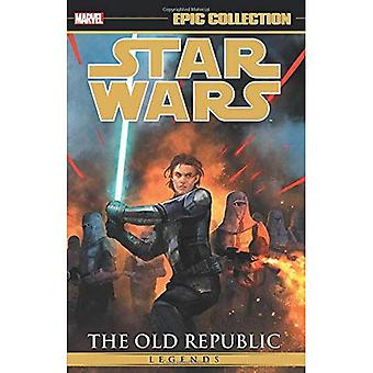 Star Wars kolekcja epickie Legends: Old Republic Vol. 3