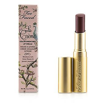 Too Faced La Creme Color Drenched Lip Cream - # Sweet Maple - 3g/0.11oz