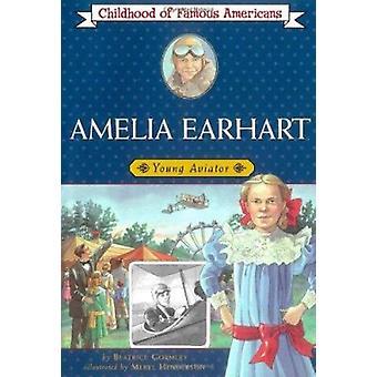 Amelia Earhart - Young Aviator by Gormley - Beatrice/ Henderson - Mery