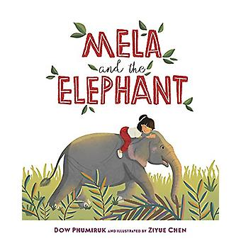 Mela and the Elephant by Dow Phumiruk - 9781585369980 Book