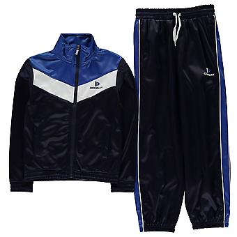 Donnay Kids Poly Tracksuit Junior Boys