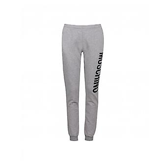 Moschino Vertical Logo Jogging Bottoms