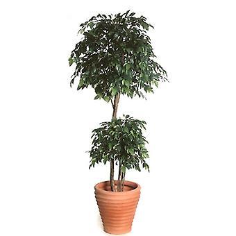 Artificial Silk Ficus Natasha Tropical Tree